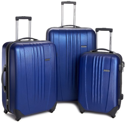 Traveler's Choice Toronto Lightweight Hardside Expandable Spinner Luggage Set