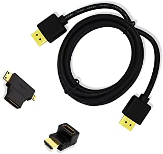 KIT HDMI SLIM 1.4 3 MTS