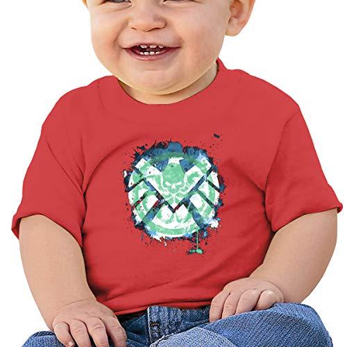 Cml519 Agents of S.H.I.E.L.D. Baby T-Shirt,Baby T Shirts 6-24 Months