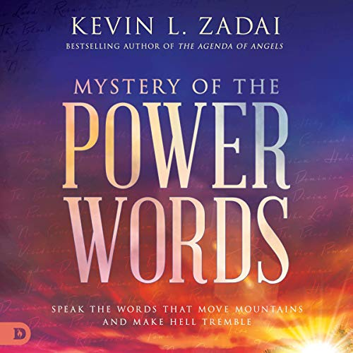 Mystery of the Power Words cover art