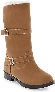 BalaMasa Womens ABS13877 Pu Boots