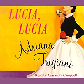 Lucia, Lucia audiobook cover art