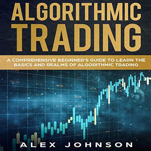 Algorithmic Trading audiobook cover art