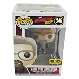 Pop! Ant-Man & The Wasp - Figura de Vinilo Hank Pym Unmasked