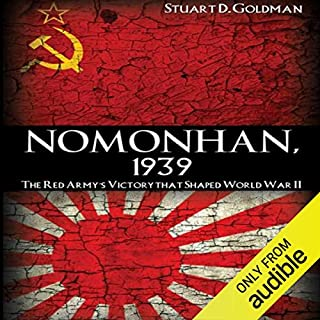Nomonhan, 1939 audiobook cover art