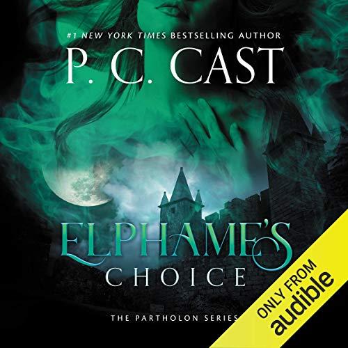 Elphame's Choice audiobook cover art
