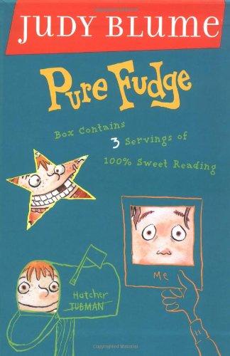 Pure Fudge: Tales of a Fourth Grade…