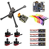 FairOnly XL5 232mm FVT LITTLEBEE BLlheli-s 30A RS2205 2300KV F3 ACRO...
