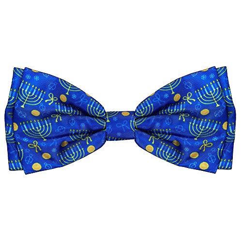 Huxley & Kent - Hanukkah Bow Tie (X-Large)