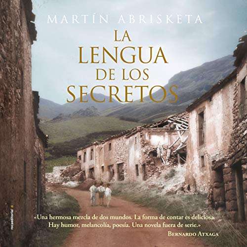 La lengua de los secretos [The Language of Secrets] audiobook cover art