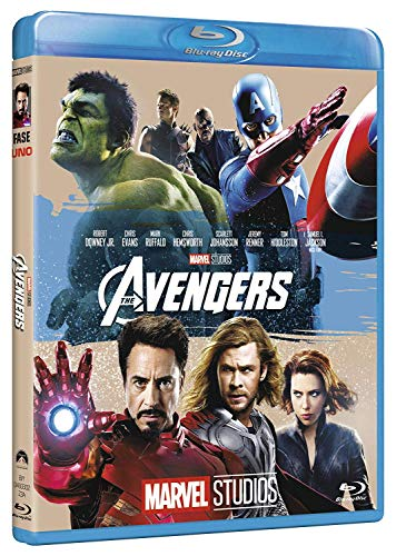 The Avengers 10° Anniversario Marvel Studios (Blu Ray)