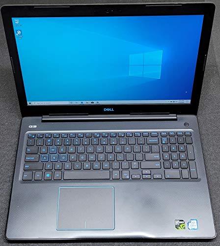 "New Dell G3579-5467BLK-PUS 15.6"" Laptop i5-8300H 2.3GHz 8GB 1TB GTX 1050 Ti W10"