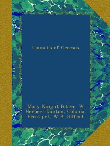 Councils of Croesus