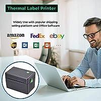 Etichettatrice per etichette di classe commerciale Stampante per etichette di spedizione diretta per DHL UPS FedEx Amazon - 4XL - Stampante termica per PC/Mac #6