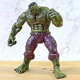 GSDGSD Marvel Select Zombie Hulk PVC Figura de acción de colección Modelo de Juguete 25cm