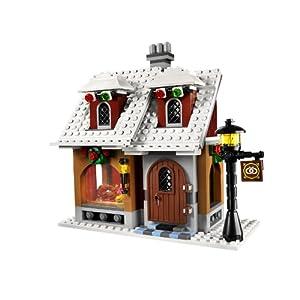 Amazon.co.jp - レゴ クリエイターエキスパート ウィンタービレッジベーカリー 10216
