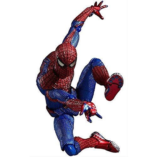 Jian E E- Spider-Man Marvel, Spiderman Action Figure 6 '' Legends Amazing, Juguete Decoración / PVC