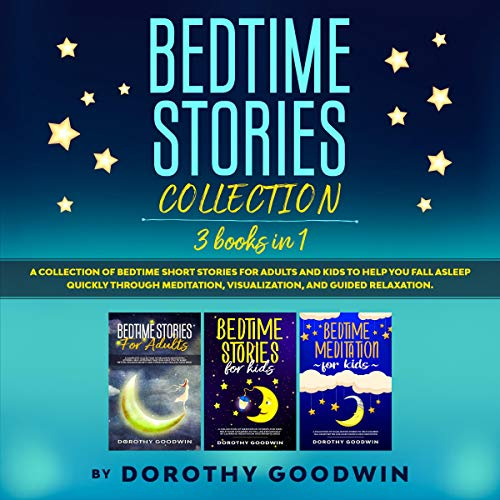 Bedtime Stories Collection cover art