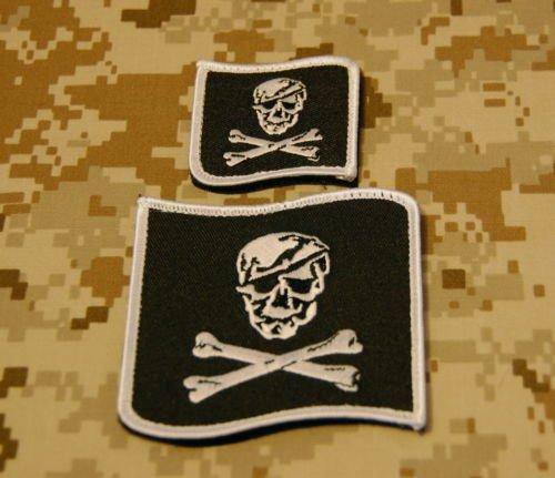 NSWDG Blue Squadron Patch Set NSWDG B&W SEAL Team 6 DEVGRU