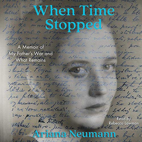When Time Stopped audiobook cover art