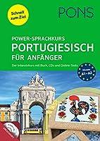 PONS Power-Sprachkurs Portugiesisch fuer Anfaenger: Der Intensivkurs mit Buch, CD und Online-Tests