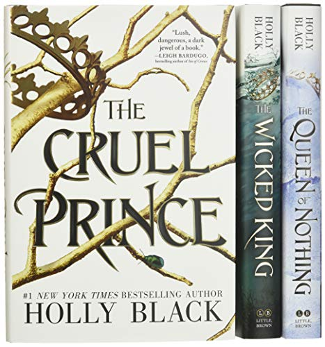 The Folk of the Air Complete Gift Set: The Cruel Prince / the Wicked King / the Queen of Nothing