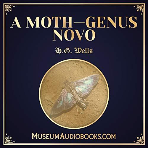 A Moth - Genus Novo audiobook cover art