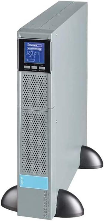 Socomec UPS Battery Backup & Surge Protecter NETYS RT-120V 1000VA 900W
