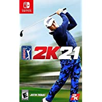 PGA TOUR 2K21 for Nintendo Switch or PS4 or XBox One
