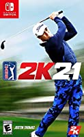 PGA TOUR 2K21 - Nintendo Switch Standard Edition