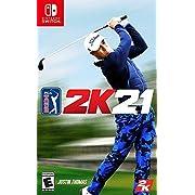 PGA TOUR 2K21 - Nintendo Switch Standard Edition