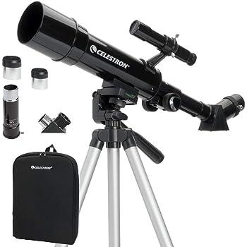 Celestron Speciality Series Travel Scope 50 Telescope (Black)
