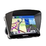 Zhiyi GPS Sonnenschutzvisier für Navigationsgeräte wie Garmin nüvi 55 LMT Navigationsgerät, 12.7cm (5 Zoll)