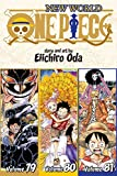 One Piece (3-in-1 Edition), Vol. 27: Includes vols. 79, 80 & 81 (One Piece (Omnibus Edition)) [Idioma Inglés]