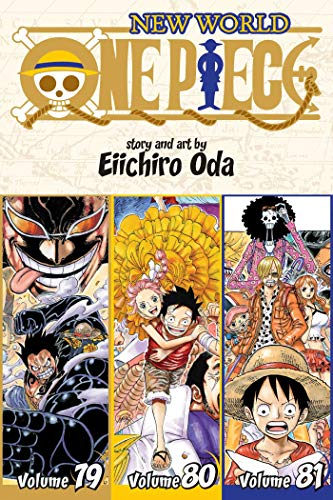 One Piece (3-in-1 Edition), Vol. 27: Includes vols. 79, 80 & 81 (One Piece (Omnibus Edition), Band 27)