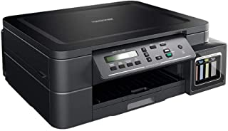 Brother Inkjet Multifunction Printer,Printer, Scanner & Copier - DCP-T510W