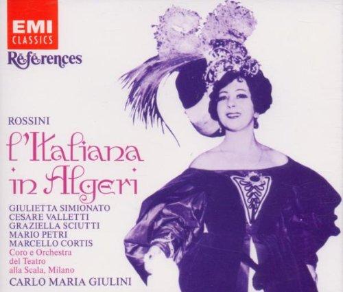 Rossini: L\'Italiana in Algeri (Gesamtaufnahme(ital.))