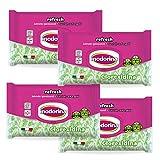 Inodorina Refresh - 100 Salviette Detergenti - con Clorexidina (4)