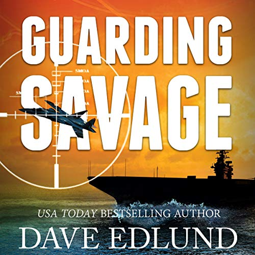 Guarding Savage: A Peter Savage Novel audiobook cover art