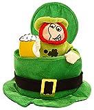 Kostüm St Patricks Day Irisch Irland Hut Mütze Mit Kobold