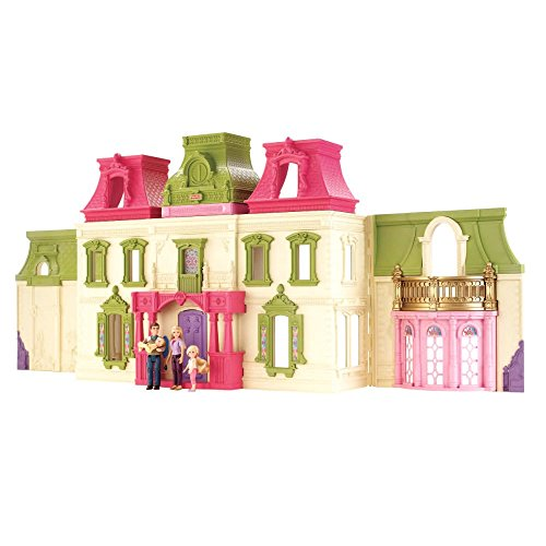 Fisher-Price Loving Family Dream Dollhouse with...