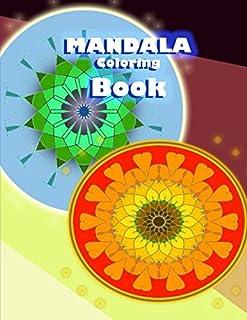Mandala Coloring Book: Manage Stress