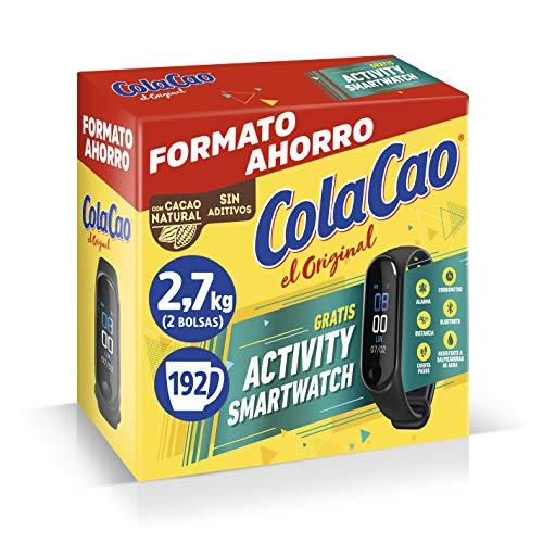 Cola Cao Original: Con Cacao Natural-2,7Kg (SmartWatch)