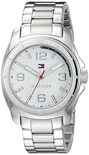 Tommy Hilfiger Reloj de Cuarzo analógico Tommy Sport 1791213 para Hombre