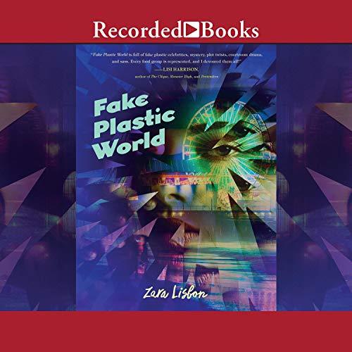 Fake Plastic World audiobook cover art