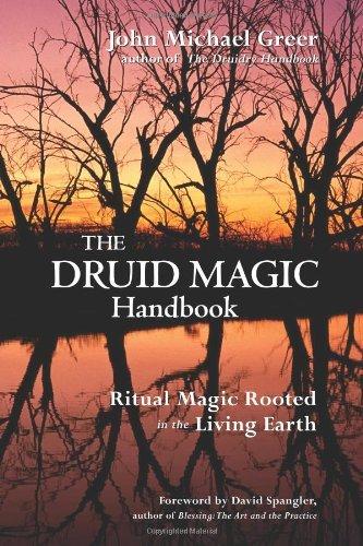 The Druid Magic Handbook: Ritual Magic Rooted in the Living Earth (English Edition)