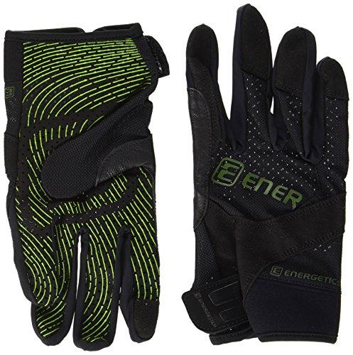 ENERGETICS Crossfit FTG 710 Handschuhe, Schwarz/Lime, One Size