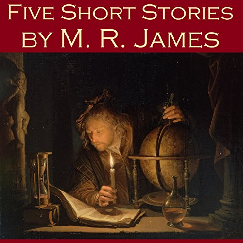 Five Short Stories by M. R. James cover art