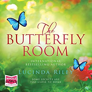 The Butterfly Room audiobook cover art