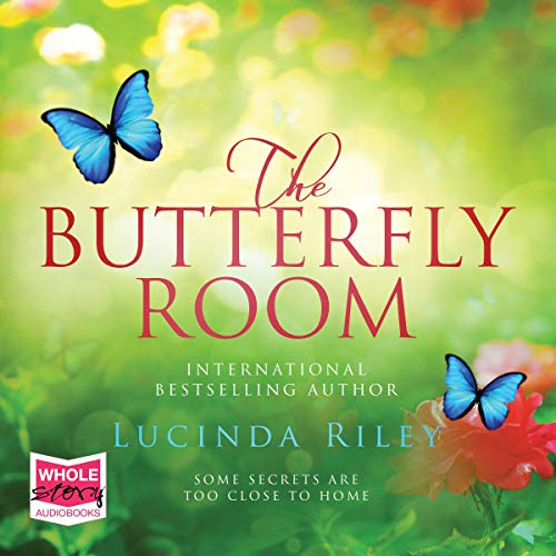 The Butterfly Room  By  cover art